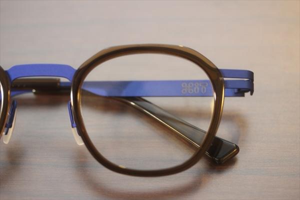 XiT ネオクラシックなメガネ