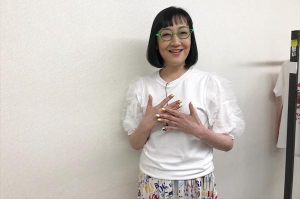 お久しぶりの松岡ゆみこさん