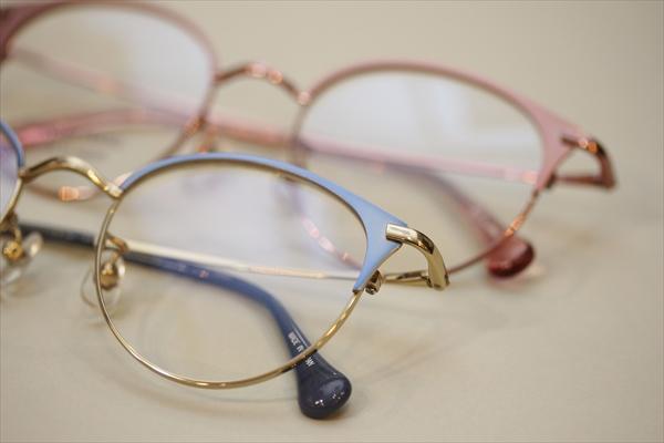 VIKTOR&ROLF -美しいボストン眼鏡-