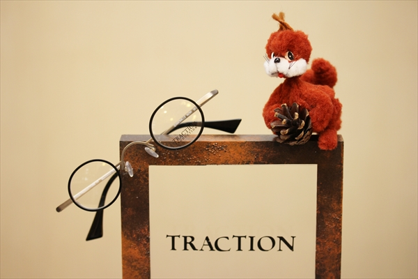TRACTIONの人気モデルが再入荷しました